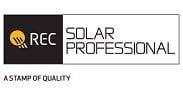 Gold Coast Solar Power Solutions are a certified REC Solar Panels Professional business