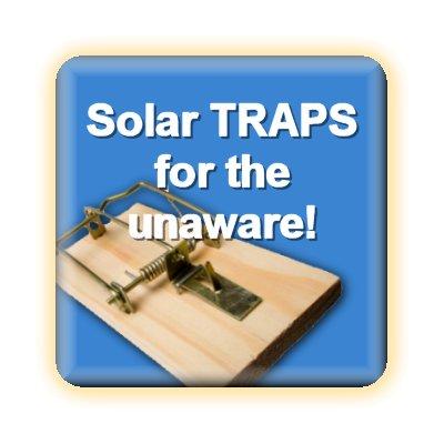 solar traps for unaware