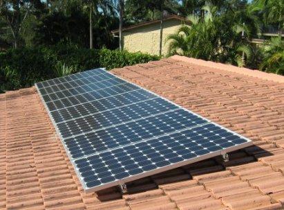 Solar Power Tallai - Trina 1.4kW PV system