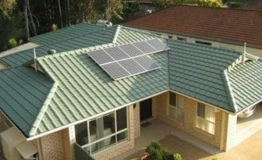 Solar Power Elanora - Trevor & Judy's Sharp 1.44kW PV system
