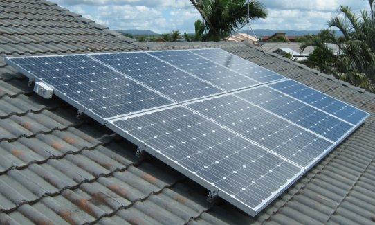 Solar Power Biggera Waters - Xavier's 1.44kW solar power system