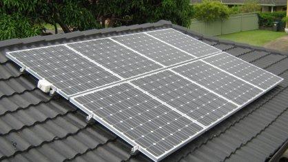 Solar Power Palm Beach - 1.44kW solar power system