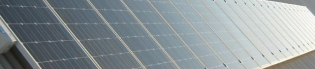Solar power panels installed by Gold Coast Solar Power Solutions