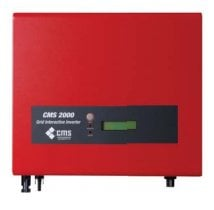 CMS Solar Inverters data sheet, manual and common errors