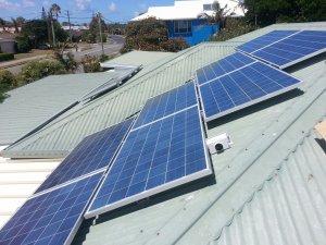 Solar Power Bogangar - Anne's 2.5kW Solar Power System