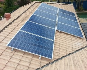 Solar Power Varsity Lakes - Shelley's 5kW Solar Power System