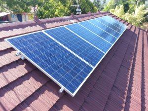 Solar Power Nerang - Fran's 3kW Solar Power System
