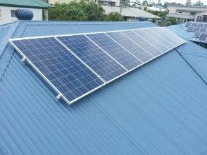 Solar Power Reedy Creek - Phil's 5 kW Solar Power System