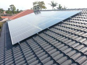Solar Power Bundall - John's 6kW Solar Power System