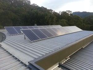 Solar Power Currumbin Valley - Lynne's 6kW Solar Power System