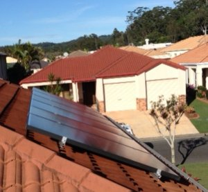 Solar Power Currumbin waters - Keli's 3kW Solar Power System