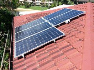 Solar Power Mermaid Waters - John's 3.2kW Solar Power System