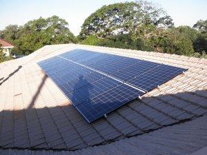4.9kW Solar Power System
