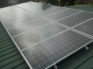 Solar Power Forestdale - Darren's 3.6kW Solar Power System