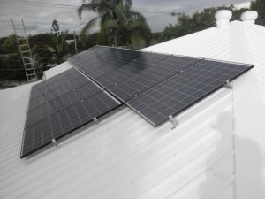 5.39kW Solar Power System