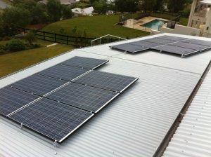 Solar Power Maudsland - Tony's 3.43kW Solar Power System