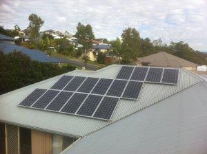 3.2kW Solar Power System