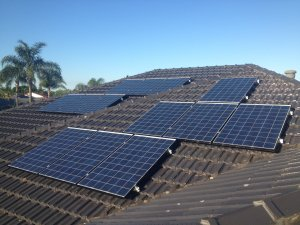 Solar Power Robina - John's 3.19kW Solar Power System