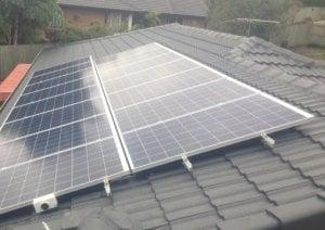 Solar Power Albany Creek - Nick's 6.25kW Solar Power System