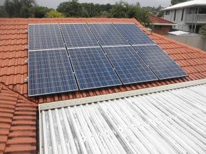 Solar Power Elanora - Alana's 1.96 kW Solar Power System