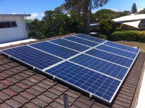 Solar Power Labrabdor - Rhys and Sylvia's 5kW Solar Power System
