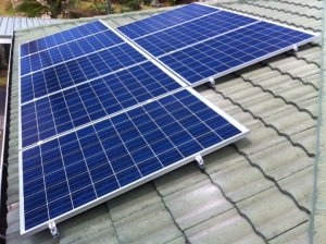 Solar Power Parkwood - Brendon and Anne's 5kW Solar Power System