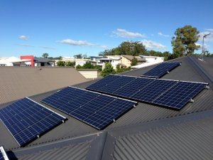 Solar Power Reedy Creek - Scott's 5kW Solar Power System