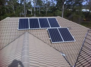Solar power Varsity Lakes - Michelle's 3.6kW Solar Power System