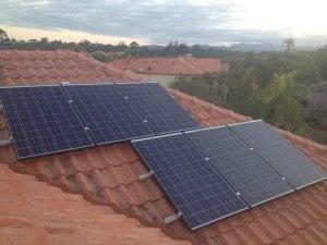 Solar Power Robina - Linda's 3.5kW Solar Power System