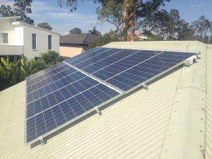 Solar Power McDowall - Ian's 4.5kW Solar Power System