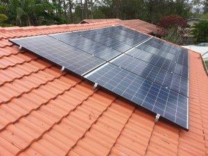 Solar Power Nerang - Ken & Sue's 3 kW Solar Power System