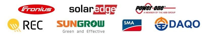 Quality solar power brands that Gold Coast Solar Power Solutions recommend