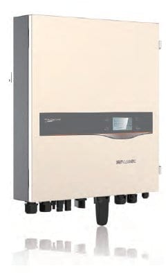 Sungrow SH5K Hybrid Battery Solar Inverter