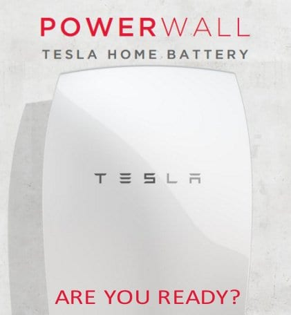 Learn about the Tesla Powerwall Home Battery here with Gold Coast Solar Power Solutions