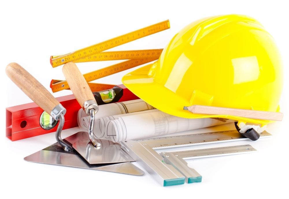 construction_hat_materials Solar power solutions