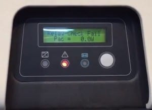 Eversolar Solar Inverter Relay Check Fail