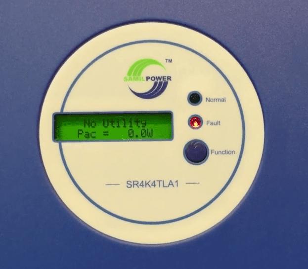 Samil Solar River Inverter No Utility