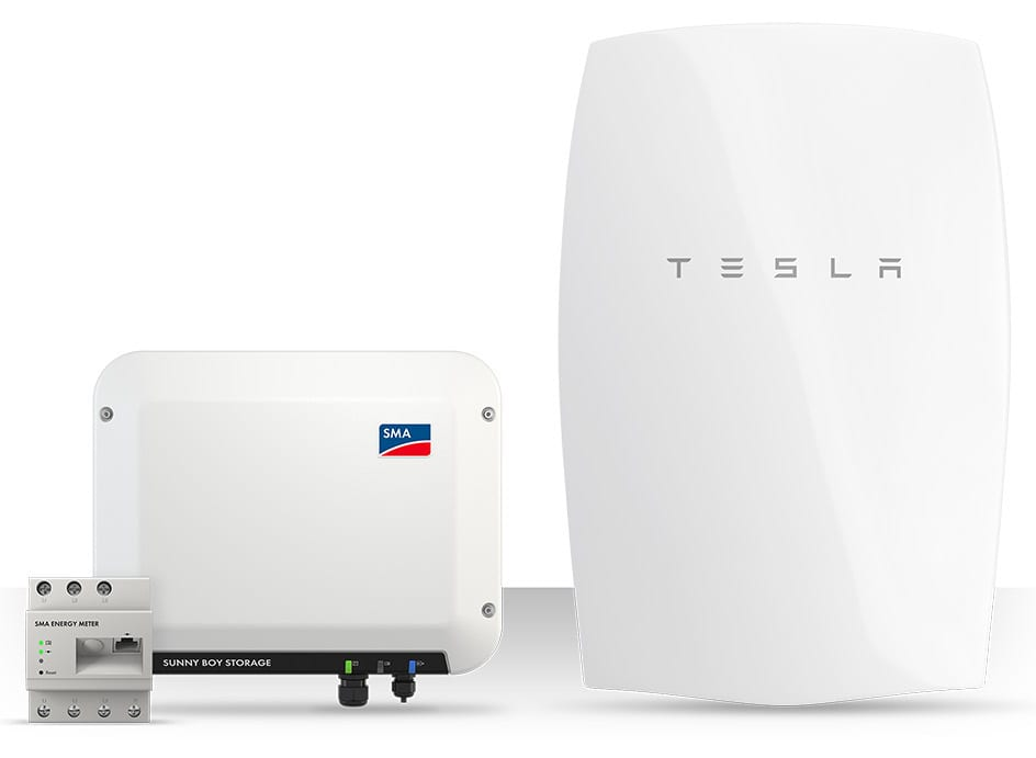 Battery Power Systems : Tesla powerwall home battery authorized reseller