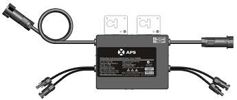 APS Micro Inverter manual and datasheet