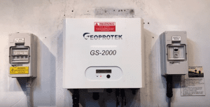 Geoprotek Solar Inverter Isolation Fault