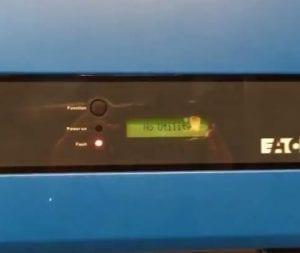 Eaton Solar Inverter No Utility