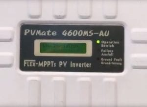 Solco Motech PVMate Low Insolation