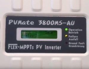 Motech Solco Solar Inverter Relay Failure