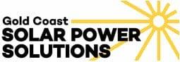 Gold Coast Solar Power Solutions Logo